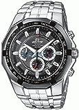 Casio Edifice Herren-Armbanduhr Chronograph Quarz EF-540D-1AVEF