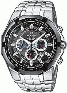 Casio Edifice Men's Watch EF-540D-1AVEF (B002LAS0MW) | Amazon price tracker / tracking, Amazon price history charts, Amazon price watches, Amazon price drop alerts