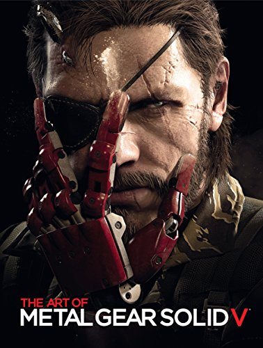 The Art Of Metal Gear Solid V