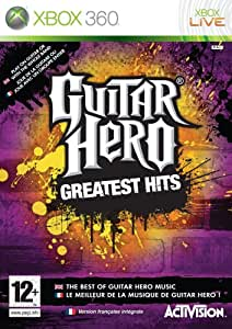 Guitar Hero: Greatest Hits - Game Only (Xbox 360)