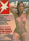 Stern Heft Nr. 22 vom 22. Mai 1974-DDR-Minister Michael Kohl zum Fall Guillaume-Der neue VW GOLF-Das Massaker von Maalot-Mosche Dajan hat versagt 08041 C