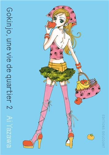 Gokinjo une vie de quartier Edition simple Tome 2