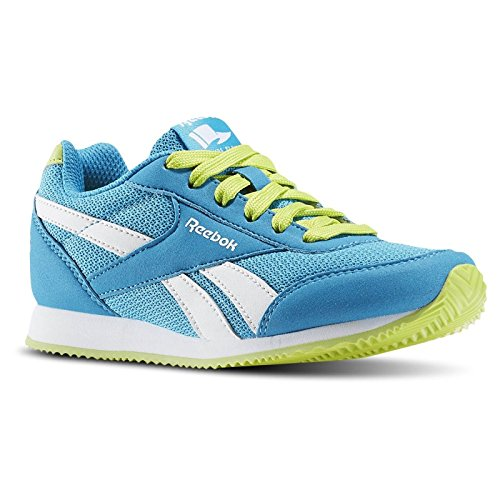 reebok-royal-cljog-2rs-sneakers-garcon-bleu-caribbean-teal-kiwi-green-white-235-eu