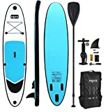 Best Paddle Boards - HIKS Blue 10ft / 3m Stand Up Paddle Review