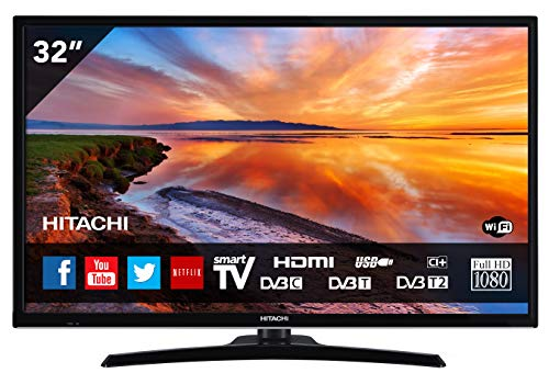 Hitachi 32HE4000 TV de 81 cm (32