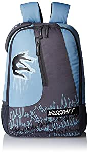 Wildcraft Stinger 18 Ltrs Blue Kids Bag (5-8 years age)