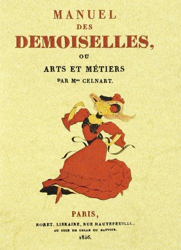 Manuel des demoiselles por Élisabeth-Félicie Bayle-Mouillard