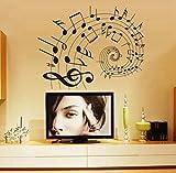 QTXINGMU Wall Sticker Personal Notes Wandaufklebern Wohnzimmer Veranda Sofa Tv Hintergrund Dekorative Wand Aufkleber