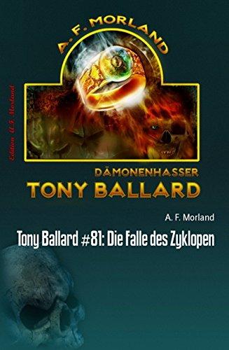 Buchseite und Rezensionen zu 'Tony Ballard' von A. F. Morland