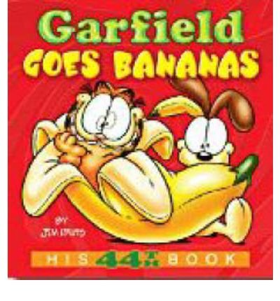 By Jim Davis ( Author ) [ Garfield Goes Bananas Garfield Classics (Paperback) By Aug-2007 Paperback