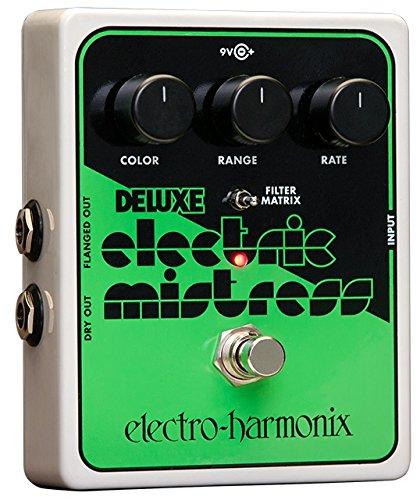 Electro Harmonix 665197efecto de guitarra eléctrica con sintetizador Filtro Deluxe Electric Mistress XO