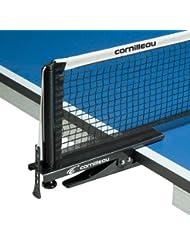 CORNILLEAU Sport Avancé Kit de Filet & Poteaux de Tennis de table (Pour Tables Non CORNILLEAU)