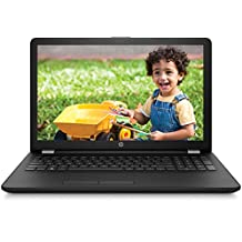 HP 15-BS542TU 2017 15.6-inch Laptop (6th Gen Intel Core i3-6006U/4GB/1TB/DOS/Integrated Graphics), Sparkling Black