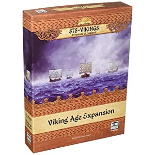 Academy Games ACA05502 878 Viking Age Expansion, Multi-Colour