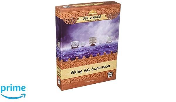 Academy Games ACA05502 878 Viking Age Expansion Mehrfarbig