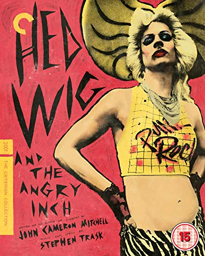 Hedwig And The Angry Inch (2001) (Criterion Collection) [Edizione: Regno Unito]