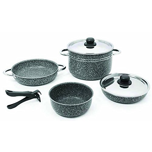 beaver-brand-stone-rock-20-cookware-set-one-size-grey