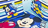 Kinderbettwäsche Disney 6 tlg. Set Cars, Minnie, Mickey, Winnie Pooh, Hallo Kitty Micky Maus