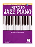 hal leonard keyboard style series intro to jazz piano book online audio partitions downloads