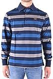 PAUL & SHARK Hombre Mcbi234111o Multicolor Algodon Polo