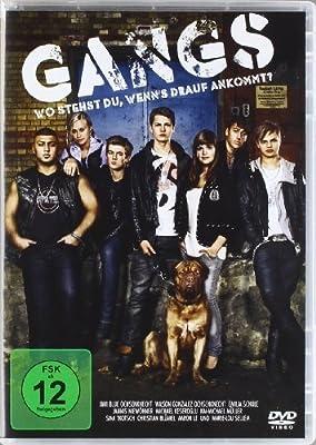 Gangs ( Gangs - Wo stehst du, wenn's drauf ankommt? ) ( Rox! ) [ NON-USA FORMAT, PAL, Reg.2 Import - Germany ] by Marie-Lou Sel
