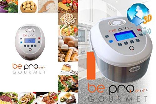 Robot-de-Cocina-programable-Be-Pro-Chef-Gourmet-3D-con-voz-en-espaol-y-portugus
