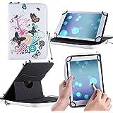 Casezilla Ingo Disney–Frozen 7Inch Tablet Universal EVA Hard Shell Folio Funda para Tablet Remolinos multicolor
