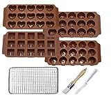 Küchenprofi 0805095500 Pralinen-Set, Pâtissier, 7-teilig