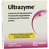 ULTRAZYME Protein Entfernung 10 St Tabletten