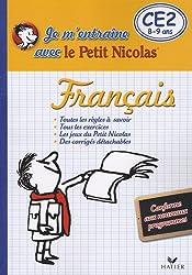 Français CE2 : Je m'entraine avec le petit Nicolas