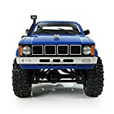 RC Auto, Geländewagen High Speed 4WD1: 16 Fernbedienung 2.4GHz Elektro Buggy,Blue