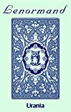 Blaue Eule: Lenormandkarten mit Kartenabbildungen - Marie-Anne A. Lenormand