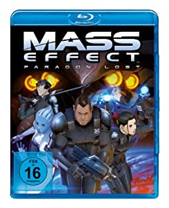 Mass Effect: Paragon Lost [Blu-ray]