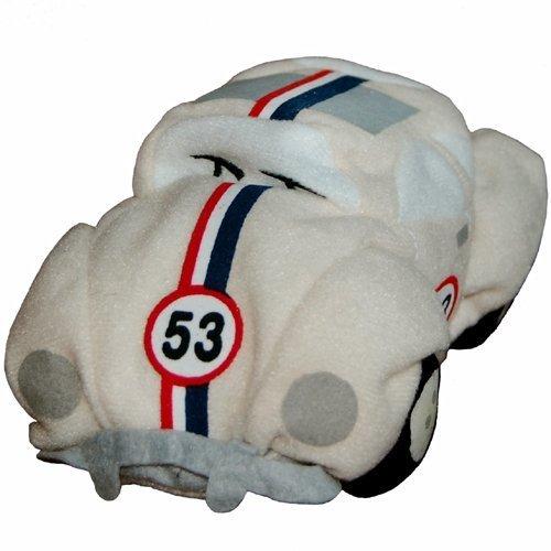 Herbie the Love Bug Volkswagen - Disney Herbie Movie Bean Bag Plush by Disney Mini Bean Bag