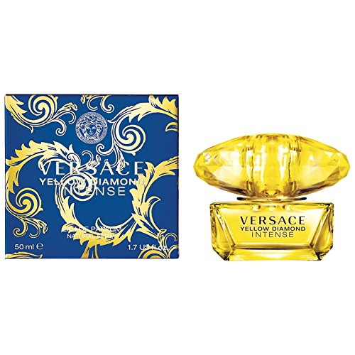 Gianni Versace Yellow Diamond Intense Eau de Parfum, Donna , 30 ml