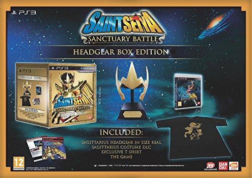 Saint Seiya: Die Krieger des Zodiak-Die Schlacht des Heiligtum-Edition Headgear