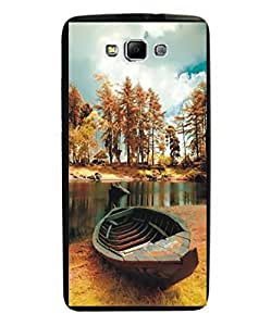 Techno Gadgets back Cover for Samsung Galaxy A7