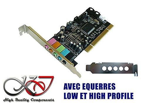 Disque Dur Interne Panasonic - KALEA-INFORMATIQUE © -Carte Son PCI- Dolby 5.1