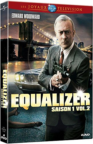 Coffret equalizer, saison 1, vol. 2 [FR Import]