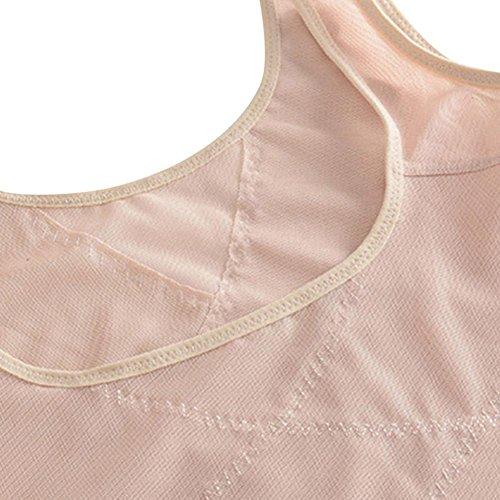 XIONGMEOW Donna Shapewear Postpartum Butt Lifter Body Shaper Senza Spalline Tummy Control Corsetto Taglie Taglia M-xxxl beige