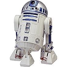 Star Wars R2-D2voz acción reloj despertador azul