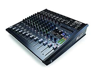 Alto Live 1202 12channels 20 - 20000Hz Noir - tables de mixage audio (12 canaux, 24 bit, 20 - 20000 Hz, 90 dB, 51100 Ohm, 0,02%)