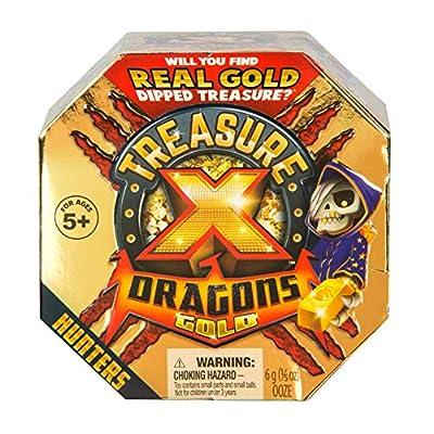 trésor X 41507Dragons Gold-hunters seul Lot, Multi, Langue Anglaise