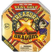 Treasure X 41507 Dragons Gold-Hunters - Juego de Cajas de almacenaje (tamaño único