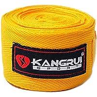 Boxeo Combate Taekwondo vendas amarillo