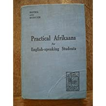 Maskew Miller's practical Afrikaans for English-speaking students