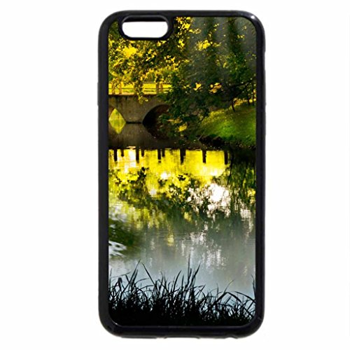 iPhone 6S / iPhone 6 Case (Black) Tranquil