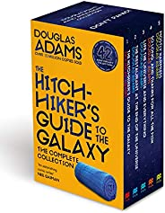 The Complete Hitchhiker's Guide to the Galaxy Bo