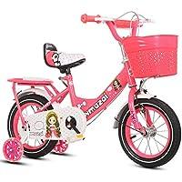 210f5e73bf542b 1-1 Bici Ragazza Bicicletta Altezza Regolabile Veloce Ruote PU Bicicletta di  Montagna Doppio Freno