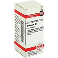 Tabacum C 6 Globuli 10 g preisvergleich bei billige-tabletten.eu